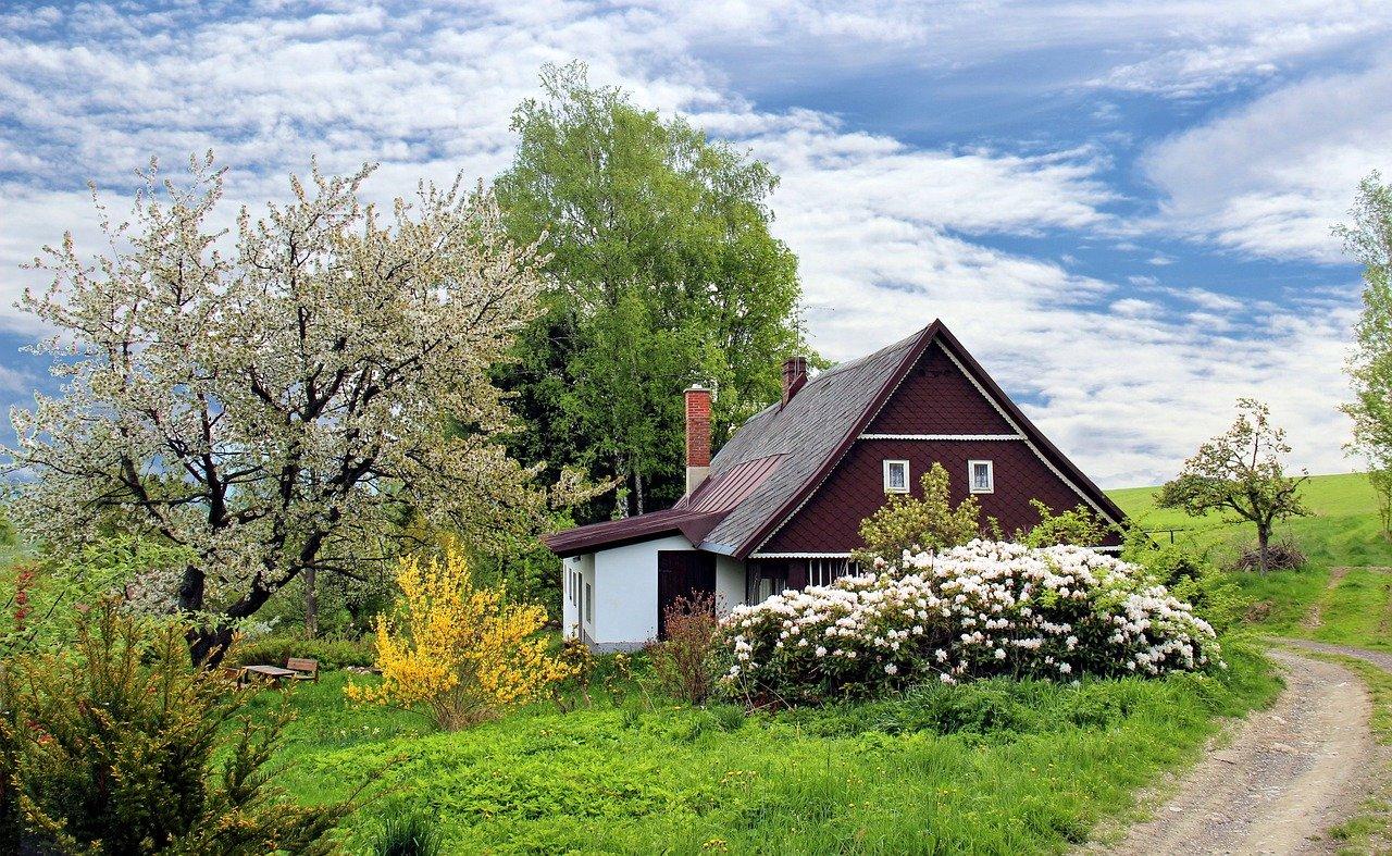 Quel est l'intérêt d'avoir un jardin dans sa maison ?